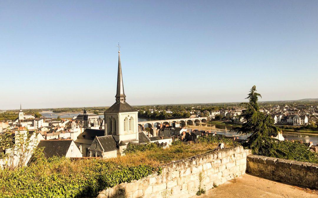 Bords de Loire à vélo – Angers à Tours