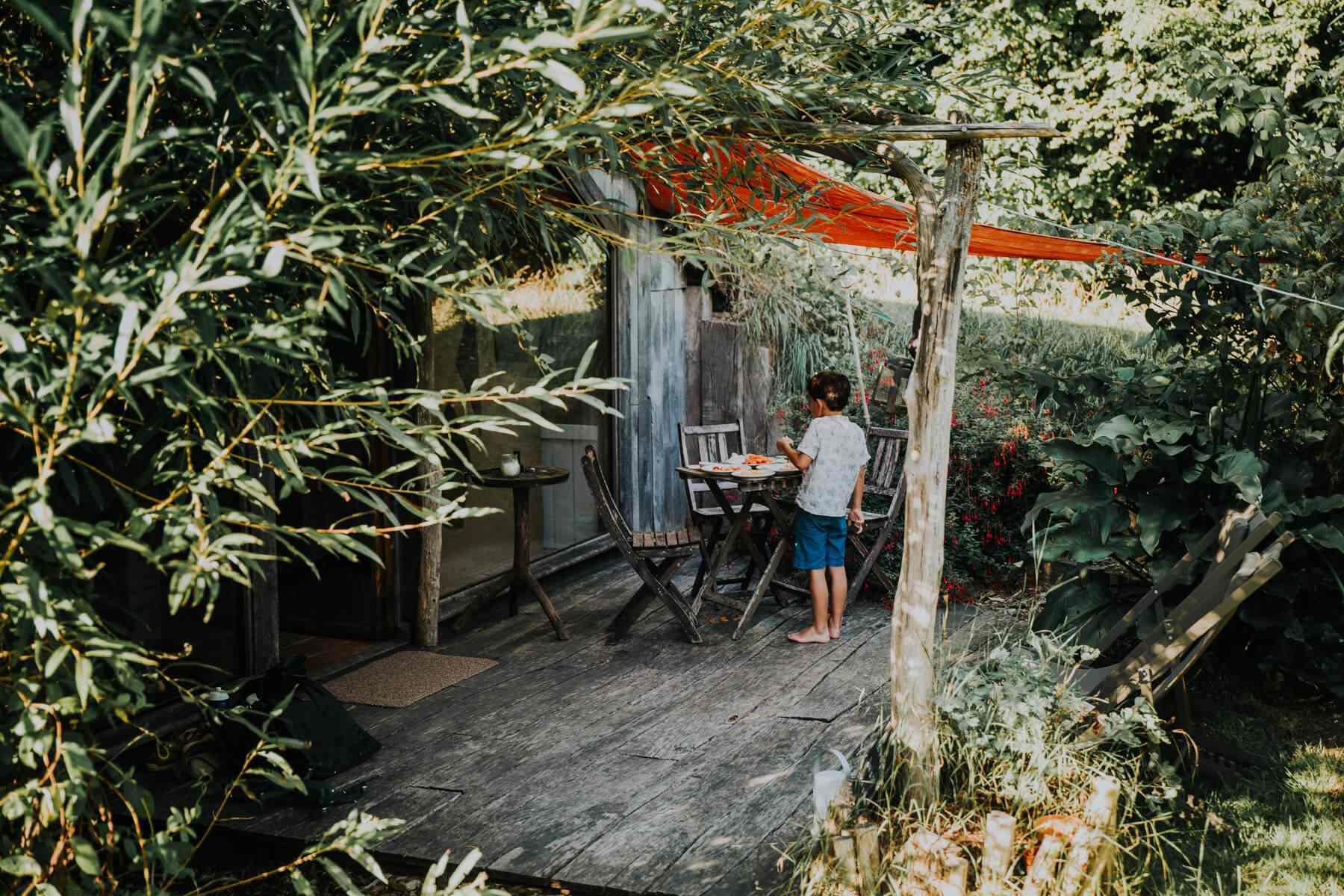 ecolodge bretagne cabane enfant tonelle
