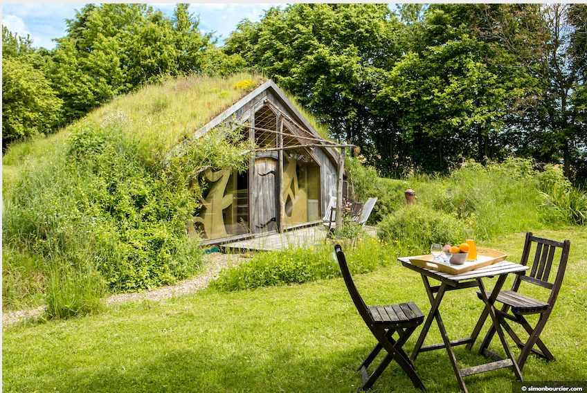 L'Écolodge la Belle Verte, au coeur de la nature à deux pas de la Bretagne