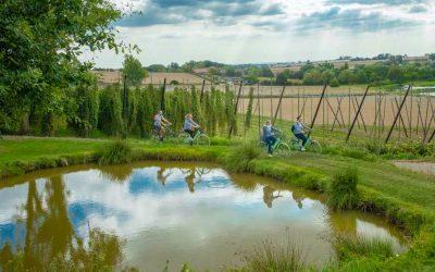 Vélo et Fromages, la France sur un plateau !