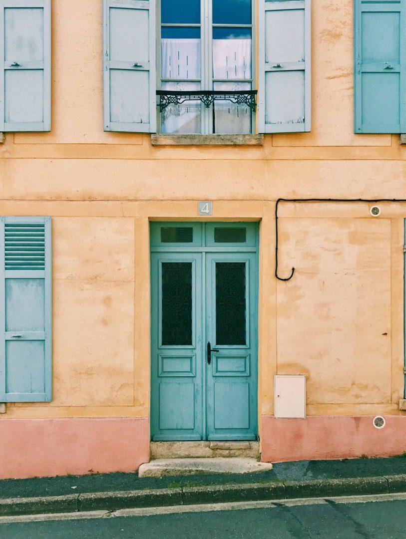jolie maison coloree val d'oise