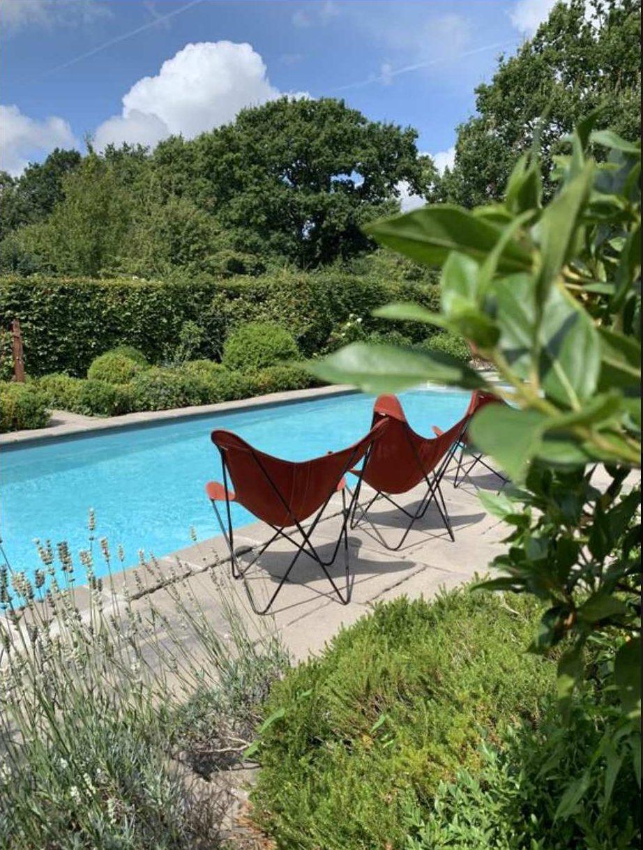 piscine Touquet pré rainette
