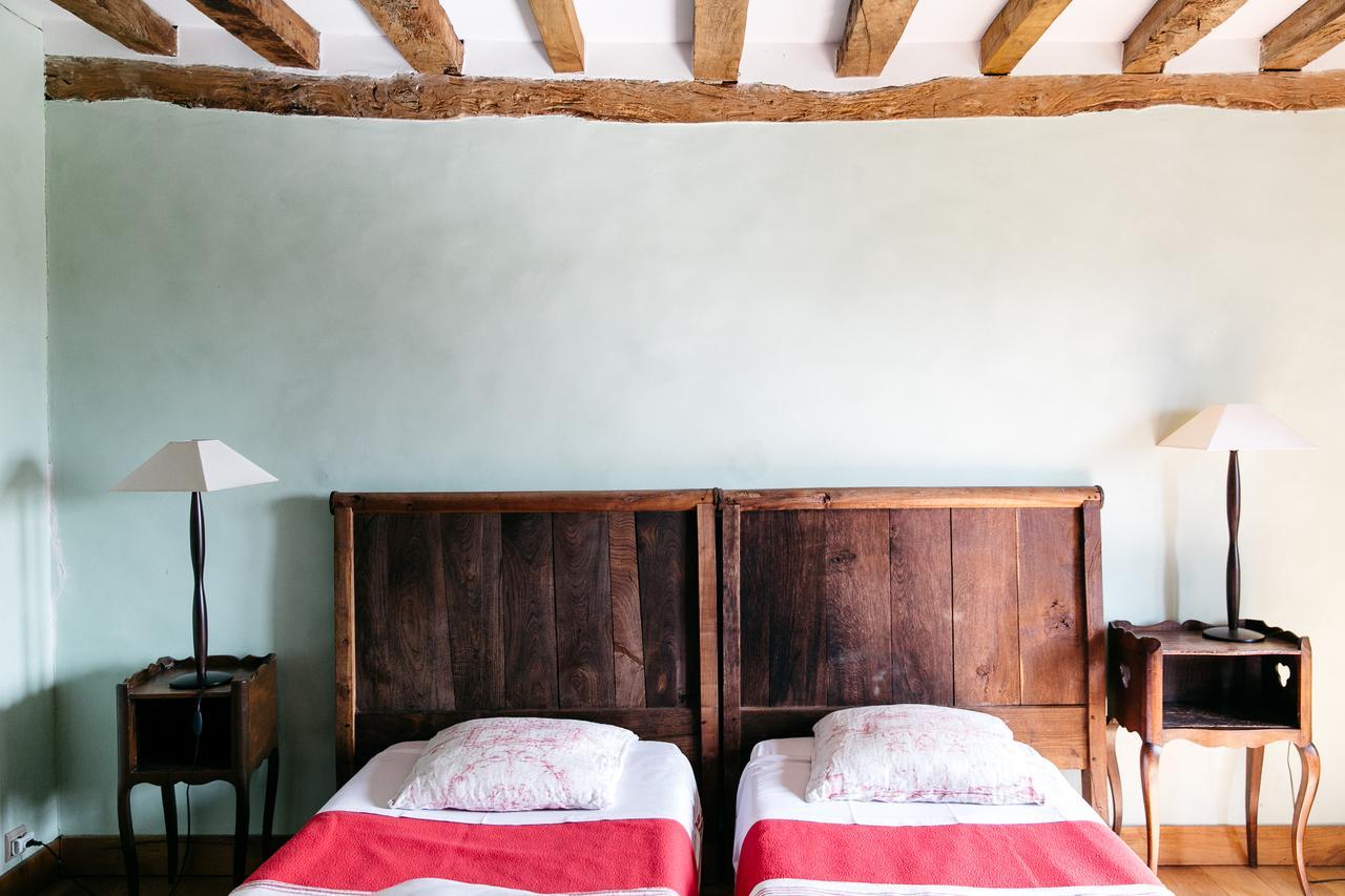 vieille foulonniere mont-saint-michel chambre double