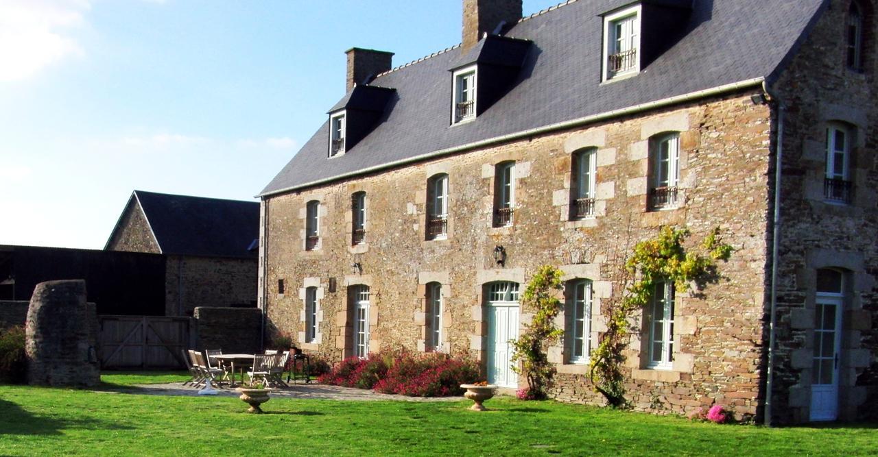 vieille foulonniere mont-saint-michel maison